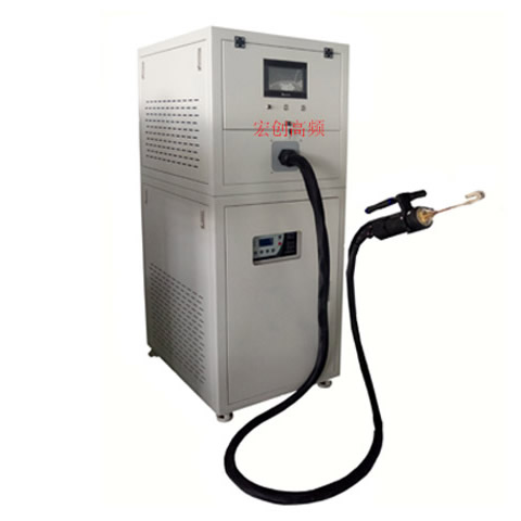 Portable induction heating machine 4P
