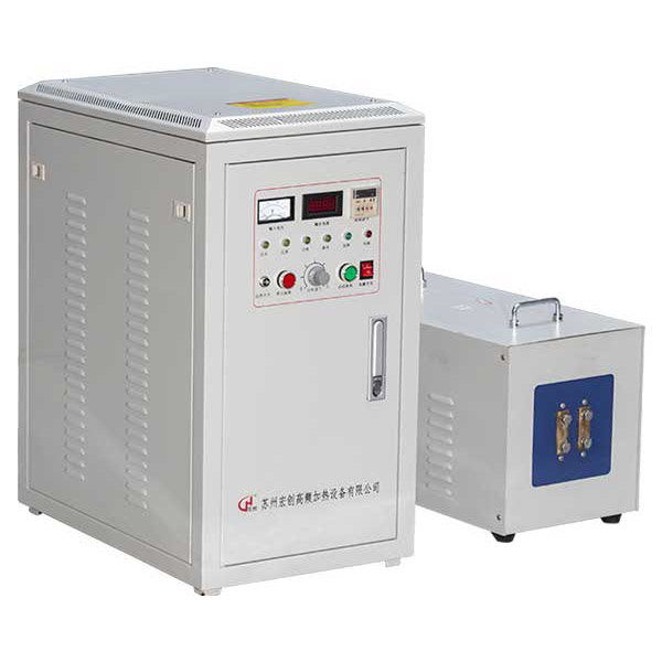 Macro creation medium frequency induction heating equipment